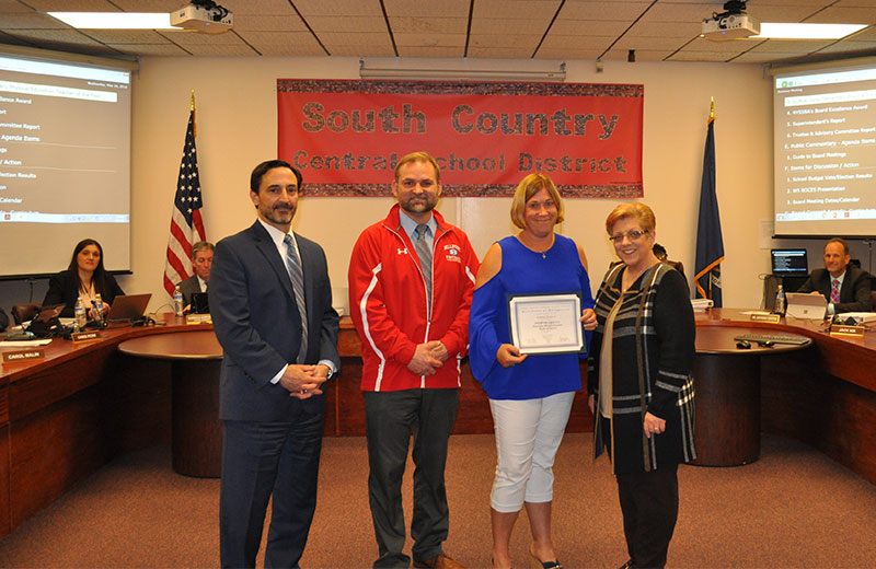 Suffolk Zone Elementary Physical Education Teacher of the Year