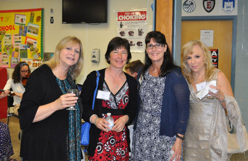 South Country Central School District Recognizes Retirees and Newly Tenured...