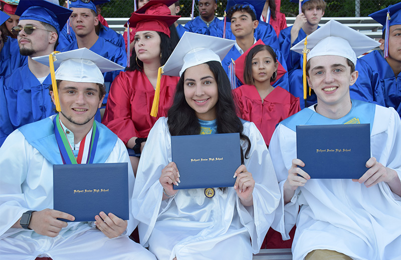 Hats off to Bellport High School's Class of 2019
