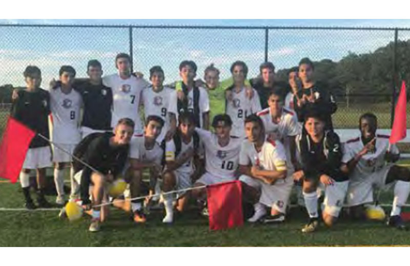 Bellport Varsity Soccer's Promising Season