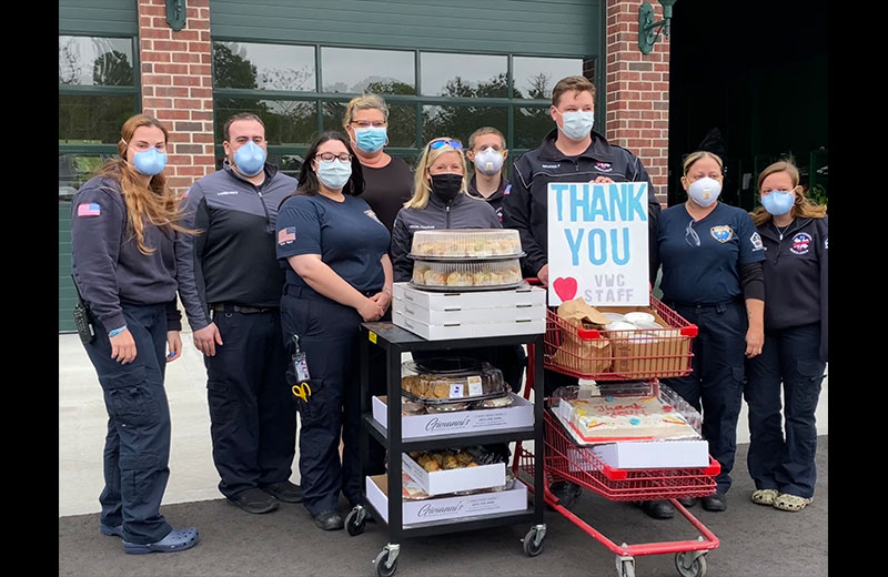 Thank You, South Country Ambulance Company