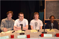 Seniors and Sophomores Win the Academic Challenge photo 2