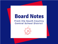 Board Notes - Dec. 5 Business Meeting