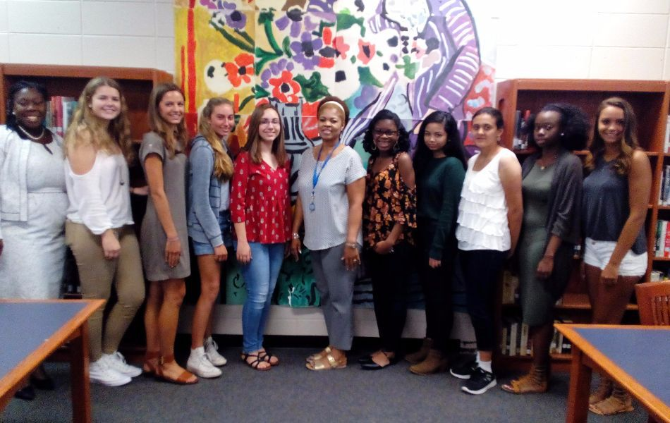 BHS Students Participate in Women in Science Engineering (WISE) Program
